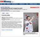 PatientsLikeMe–one of 15 Companies That Will Change the World