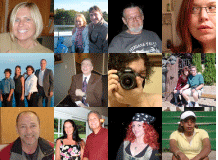 The Many Faces of PatientsLikeMe
