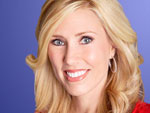CBS Reporter Serene Branson, spokesperson for National Migraine Awareness Month