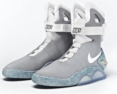 2011 Limited Edition Nike MAG Shoe