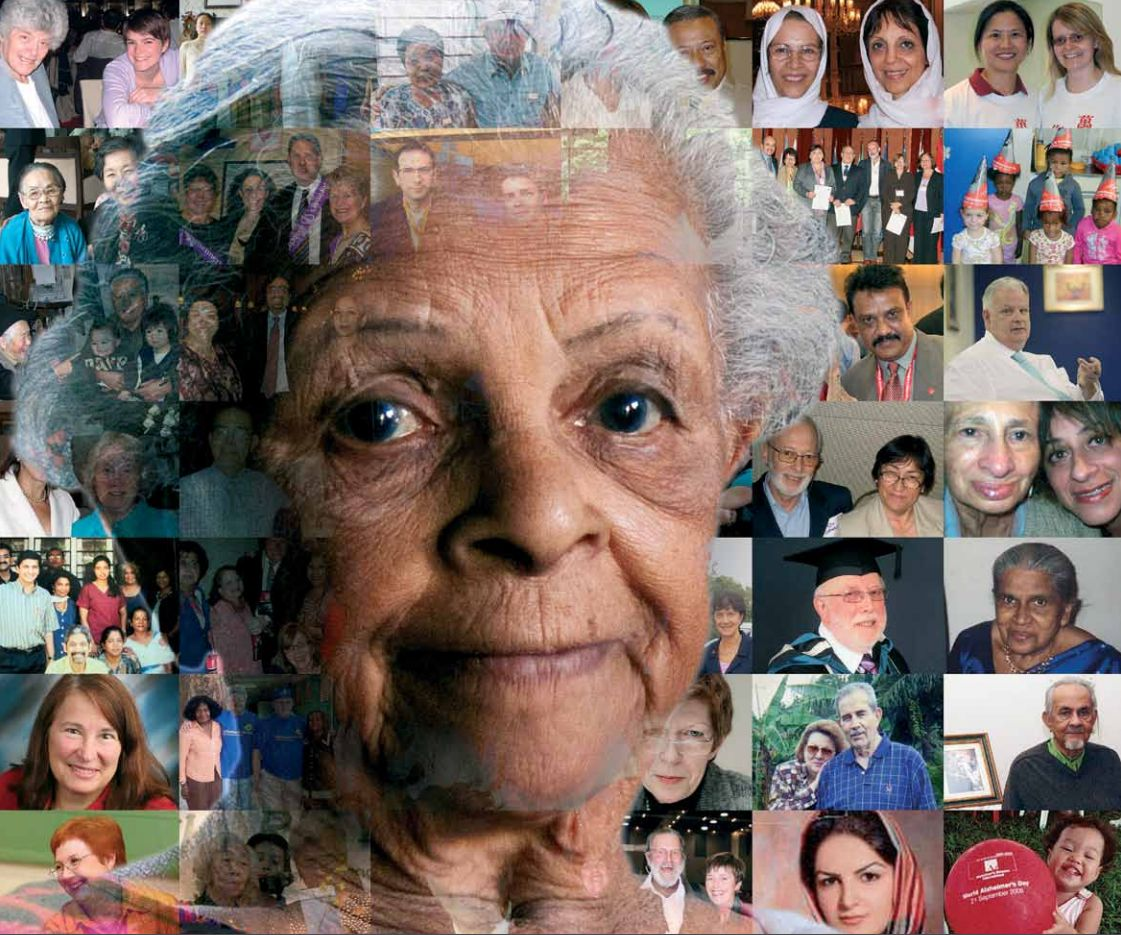 """Faces of Dementia,"" the 2011 World Alzheimer's Day Theme"