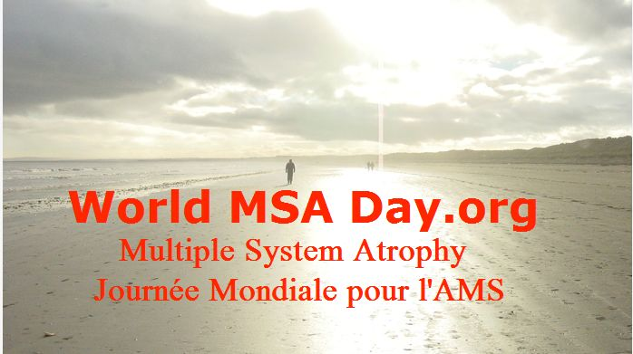 Walk a Mile Today for World MSA Day 2011