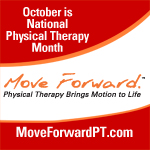 October Is National Physical Therapy Month, Sponsored by the American Physical Therapy Association (APTA)