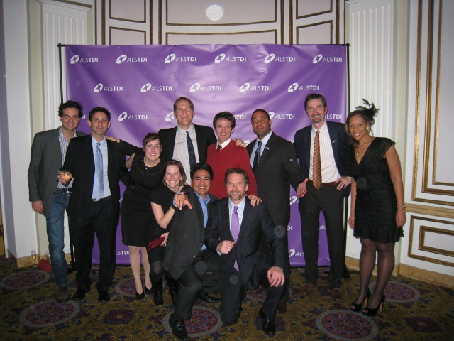 """PatientsLikeMe Executives and Employees at ALS TDI's """"A White Coat Affair"""""""