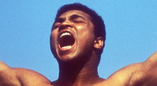 Boxing Legend Muhammed Ali, Whose Attitude Inspires Steve Ploussard on a Daily Basis