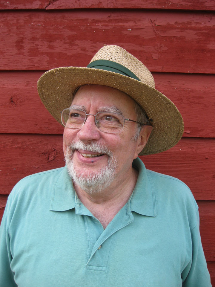 "PatientsLikeMe Member Jim Askell, Author of ""Wobbling Home:  A Spiritual Walk with Parkinson's"""