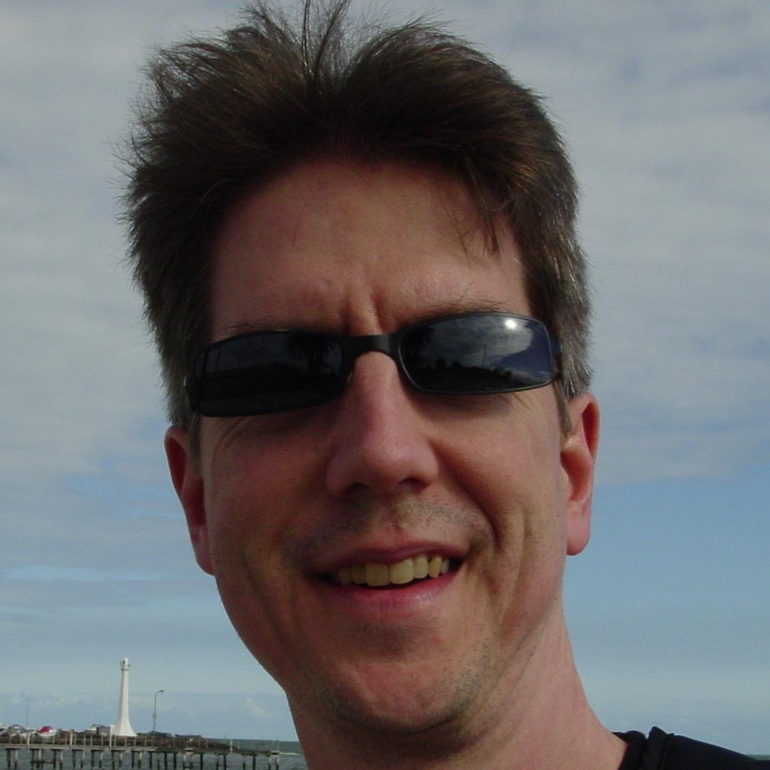 PatientsLikeMe Research Scientist Timothy Vaughan, PhD