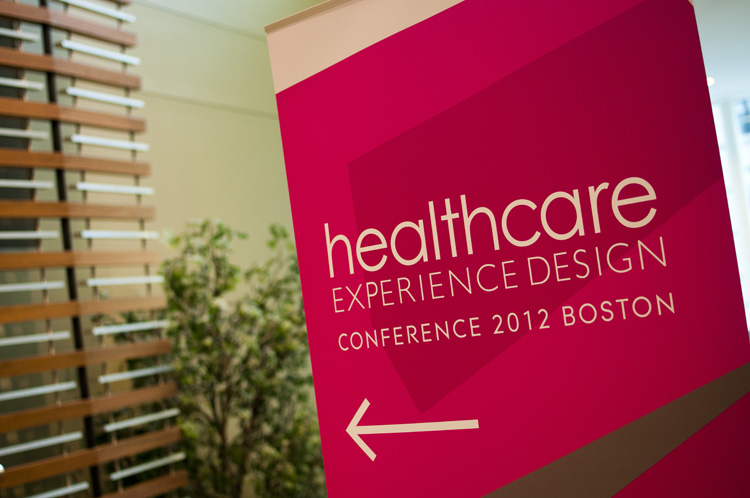 Healthcare Experience Design Conference (HxD) 2012