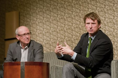 Athena Health President, CEO and Co-Founder Jonathan Bush Speaking at HxD 2012