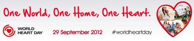 World Heart Day 2012