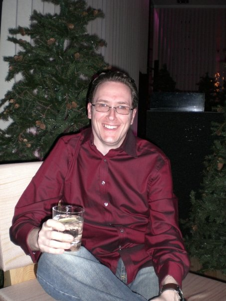 "Psoriasis Blogger Simon of ""My Skin and I"" Relaxing and Enjoying the Holidays"