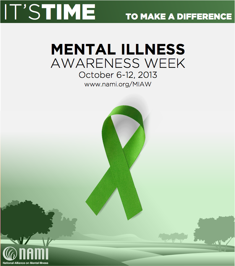 mental health awareness We'll be supporting world mental health day on tuesday 10 october, with the theme of supporting good mental health in the workplace.