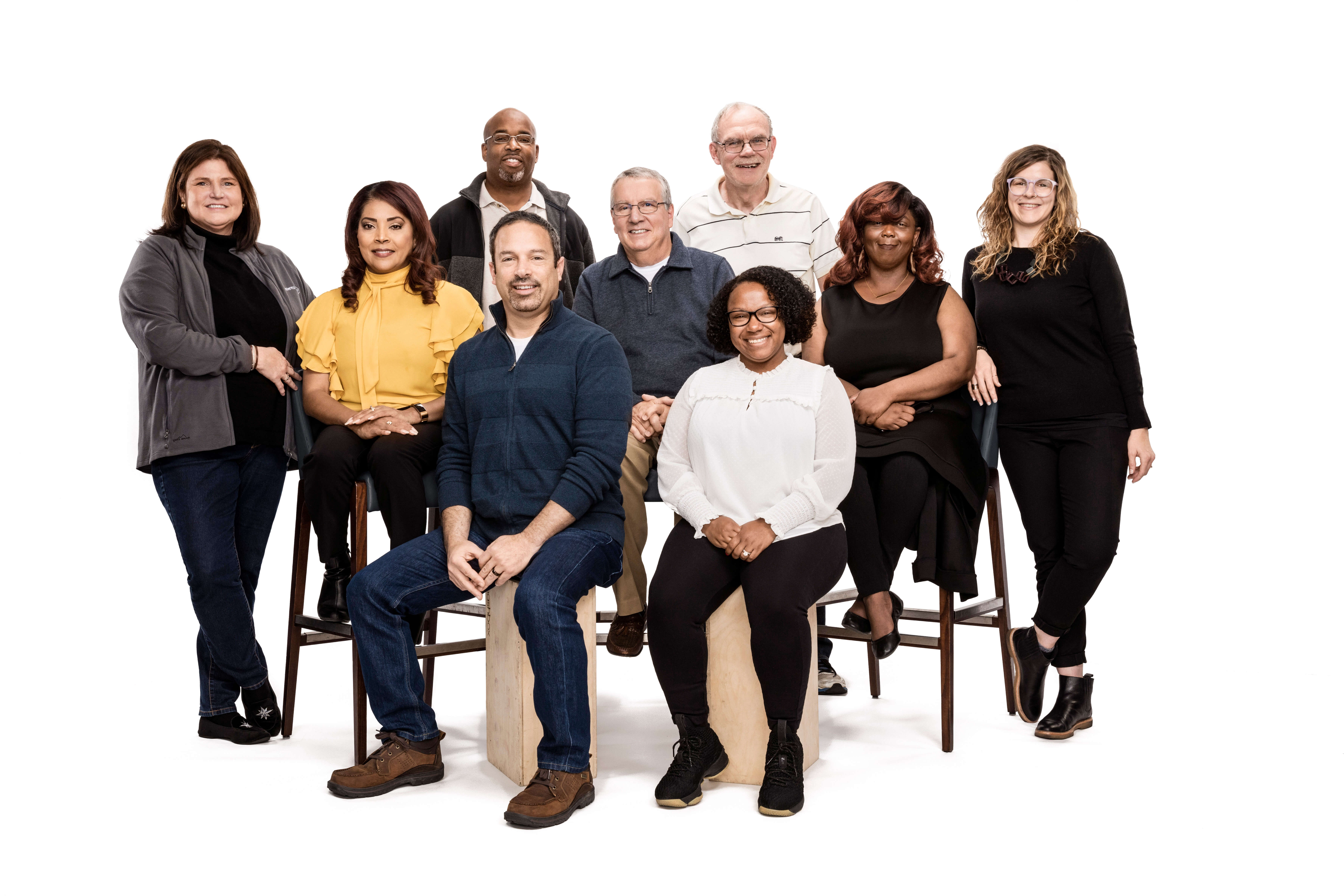 people with health conditions, PatientsLikeMe members, 2019 Team of Advisors