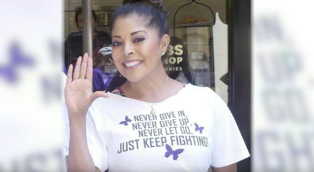 Lupus Advocate Juana Mata